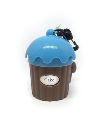 Porta bolsas Cupcake