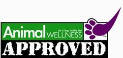 Animal Wellness Approved Logo
