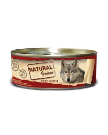 Natural Greatness Pechuga de Pollo: para Perros