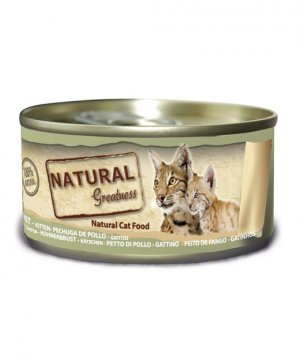 latas natural greatness cachorros
