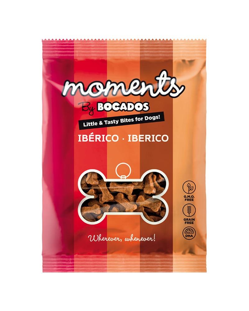 Moments: Snacks Cerdo Ibérico para perros