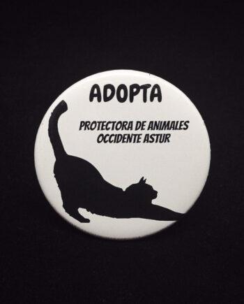 Chapa A.P.A OCCIDENTE ASTUR