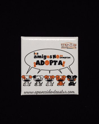 Chapa LOGO - A.P.A Occidente Astur