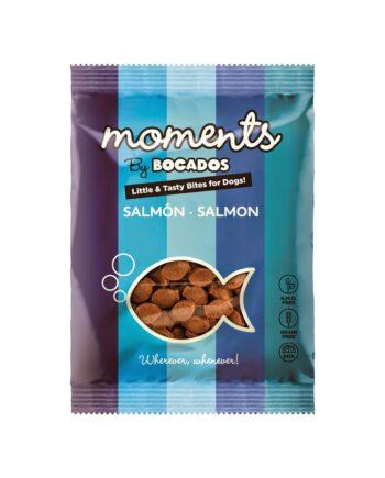 Moments by Bocados: Snacks de Salmón para perros