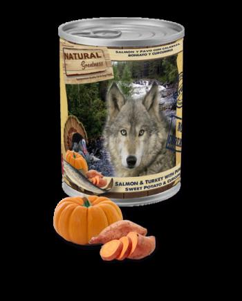 latas naturales para perros