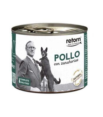 Lata Retorn Pollo y Zanahoria