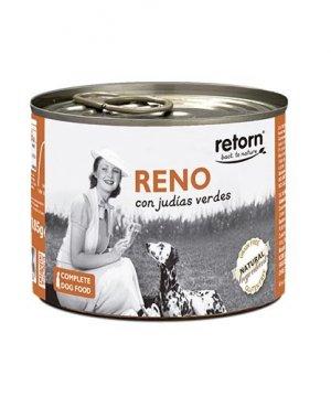 Lata Retorn Reno con judías verdes