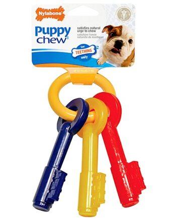 Nylabone Puppy Chew Llaves