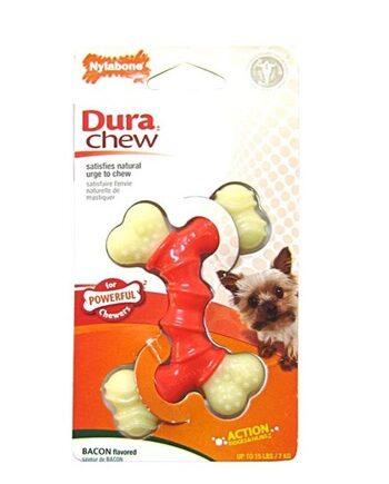 Nylabone Dura Chew Bacon