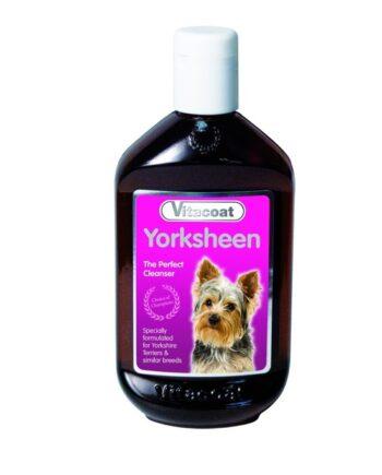 Champú especial Yorkshire