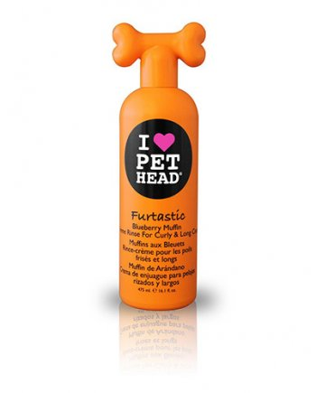 Crema Pet Head Furtastic