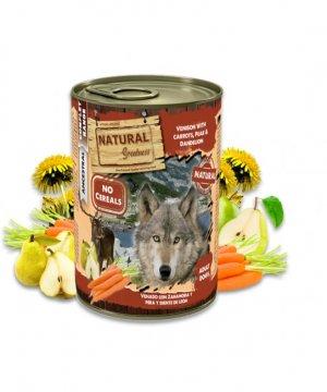 Natural Greatness Venado, Zanahoria, Pera y Diente de León