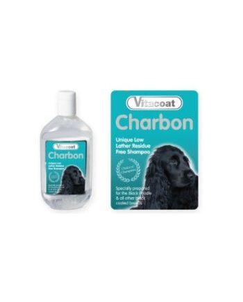 Champú Vitacoat perros negros