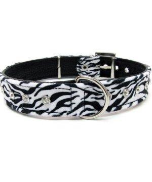 Collar Zebra Look