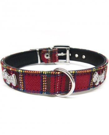 Collar Artesanal Scottish