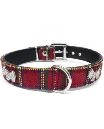 Collar Artesanal Scottish