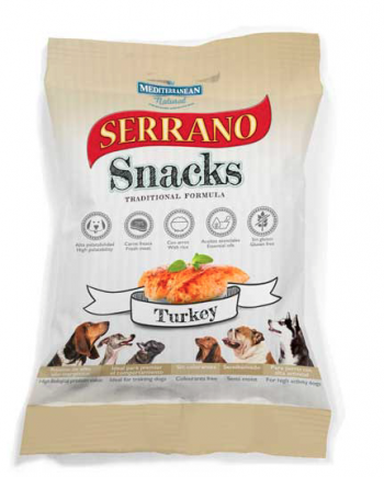 Pavo Snacks Mediterranean Natural