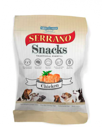 Pollo Snacks Mediterranean Natural