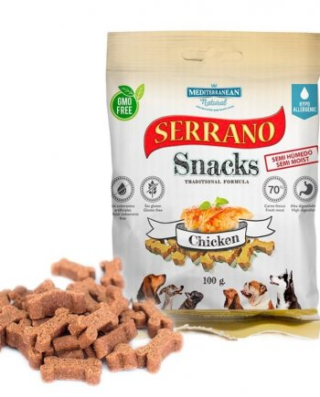 Snacks Mediterranean Natural Pollo