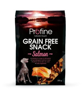 Snacks Profine Salmón