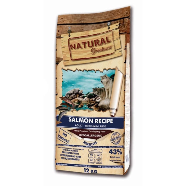 natural greatness salmon