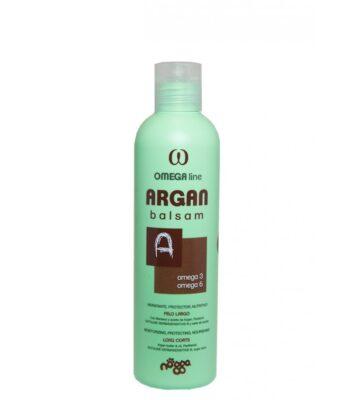 Bálsamo Omega Argan Nogga: pelo largo