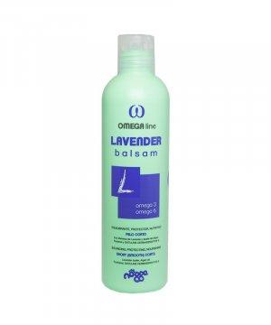 Bálsamo Omega Lavender Nogga: pelo corto