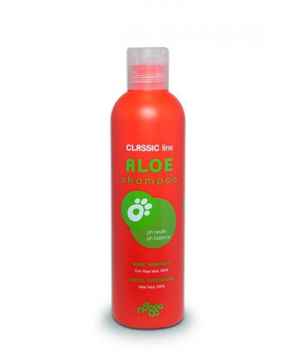 Champú Aloe Vera Nogga: pieles delicadas