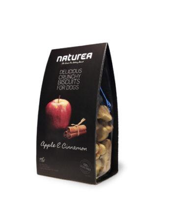 Galletas Artesanas Naturea: Manzana y Canela
