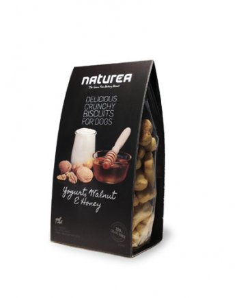 Galletas Artesanas Naturea: Yogurt, Nueces y Miel