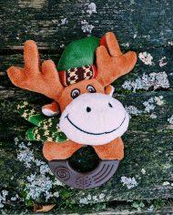 Caja Ole tus huellas Especial Navidad para perros