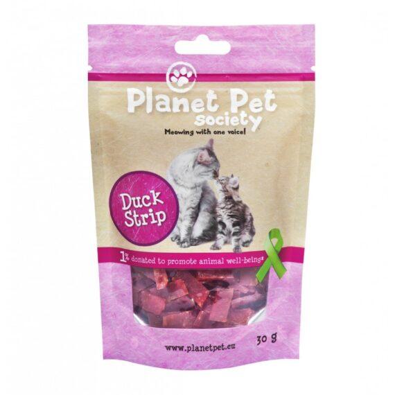 Planet Pet Snacks Pato fresco