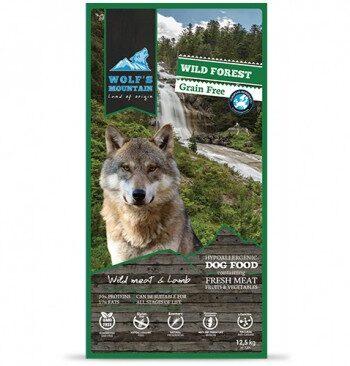 Wolf´s Mountain Wild Forest