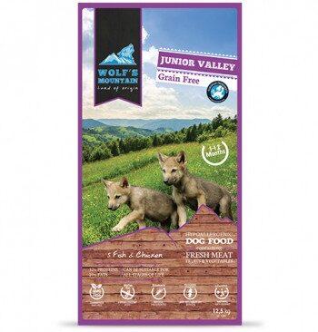 Wolf´s Mountain Junior Valley