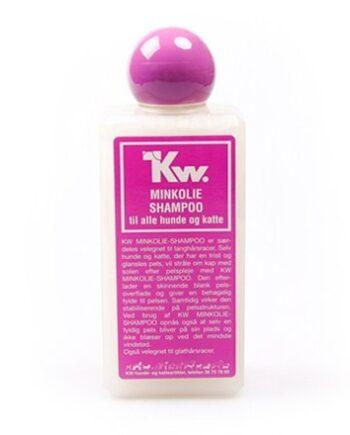 Champú KW Aceite de Visón