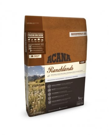 Acana Ranchlands para Gatos: sin cereales