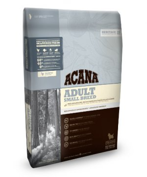 acana adult small breed para perros