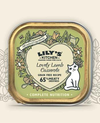 lata lily´s kitchen para gatos