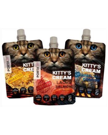 snacks naturales para gatos