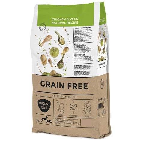Natura Diet Grain Free Adult