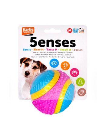 "Pelota Interactiva para perros ""Senses"""