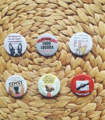 Chapas Solidarias Alma Animal