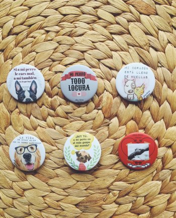 Chapas Solidarias Alma Animal