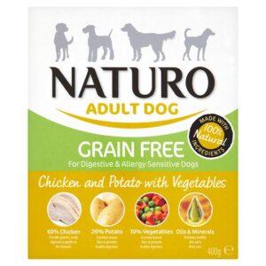 Naturo Pollo para perros