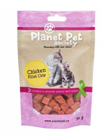 Planet Pet Snacks Pollo