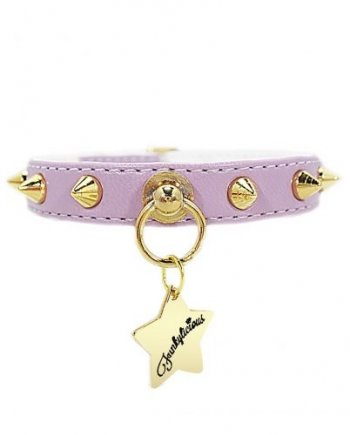 Collar Funkylicious New Baby Punk Lila