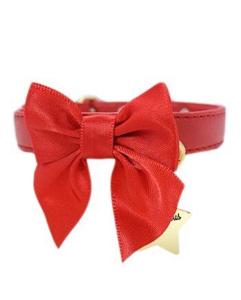 Collar Funkylicious New Romantic Rojo