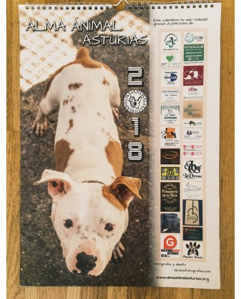 Calendario_Solidario_Alma_Animal_Asturias