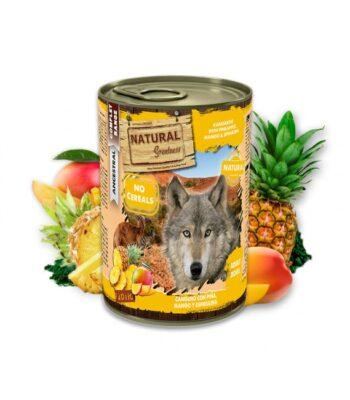 Natural Greatness Canguro, Piña, Mango y Espirulina