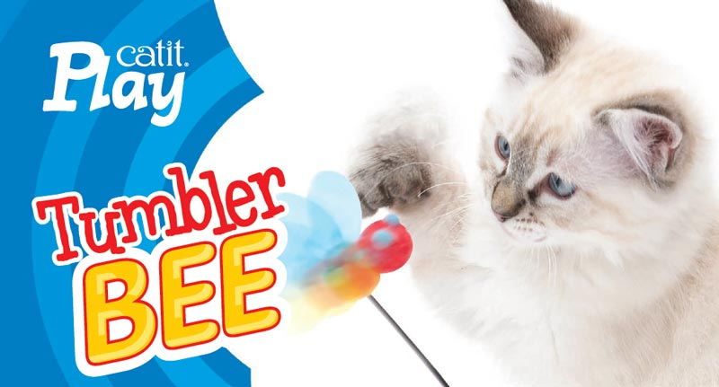 Tumble Beer : Juguete interactivo para gatos